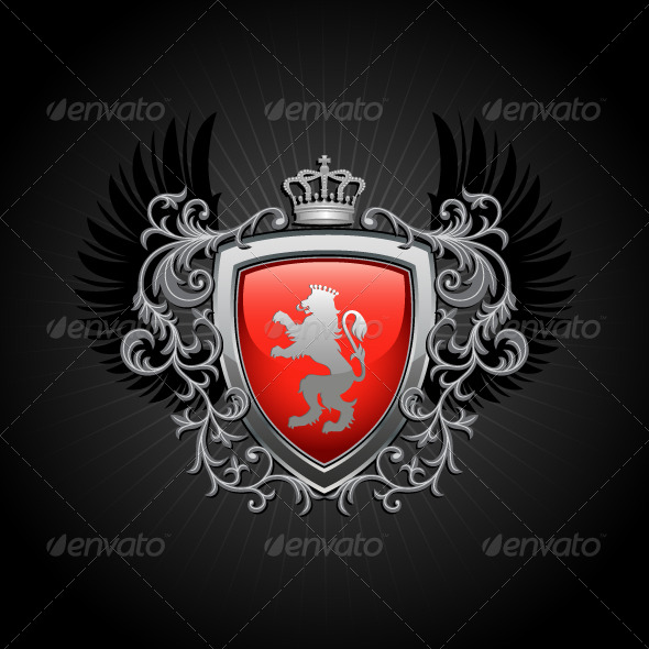 GraphicRiver Coat of arms 141440