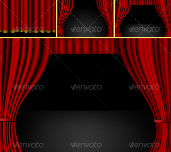 GraphicRiver Curtains 31491