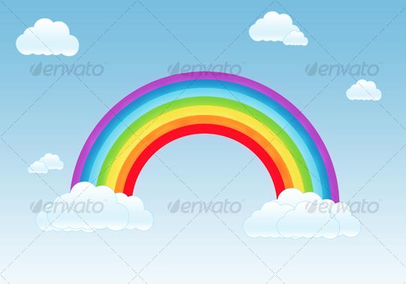 GraphicRiver Rainbow 34669