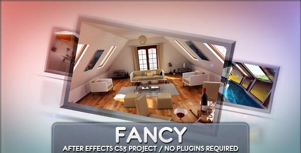 After Effects Project - VideoHive Fancy 141821
