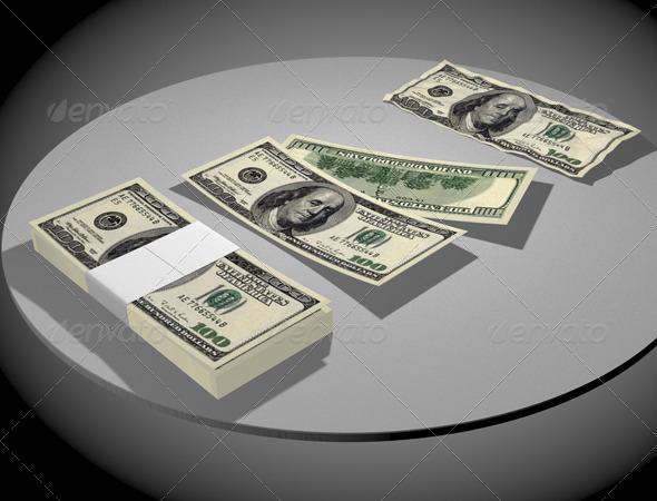 3DOcean Dollars 141754