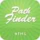 Path Finder - Keyboard Navigation Template - ThemeForest Item for Sale