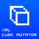 Unlimited XML 3D Cube Image Rotator - ActiveDen Item for Sale