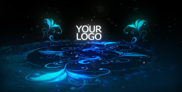 After Effects Project - VideoHive Floral Logo Reveal 142335