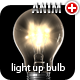 Light bulb (light up animation) - 3DOcean Item for Sale