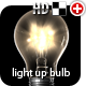 Light bulb (light up sequence) - VideoHive Item for Sale
