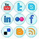Social Icons for the Web - GraphicRiver Item for Sale