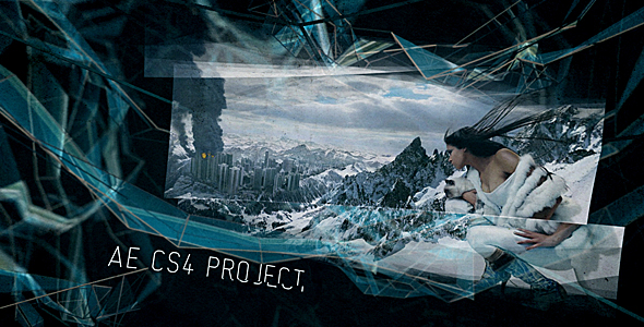 After Effects Project - VideoHive Broken 142548