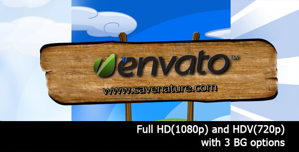 After Effects Project - VideoHive Nature Park 1163857