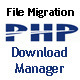PHP Download Manager and File Migration Tool - CodeCanyon Item for Sale
