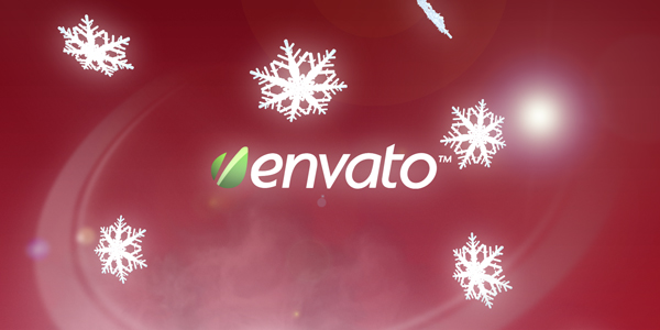 After Effects Project - VideoHive Holiday Title-Logo Loop 142867