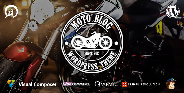 motoblog a wordpress theme for motorcycle lovers by wolf. Black Bedroom Furniture Sets. Home Design Ideas