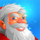 cool santa - GraphicRiver Item for Sale