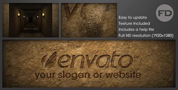 After Effects Project - VideoHive Sand Land HD Logo Reveal 1148727