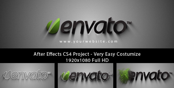 After Effects Project - VideoHive form logo reveal 1126957
