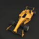 McLaren MP4-21 F1 - 3DOcean Item for Sale