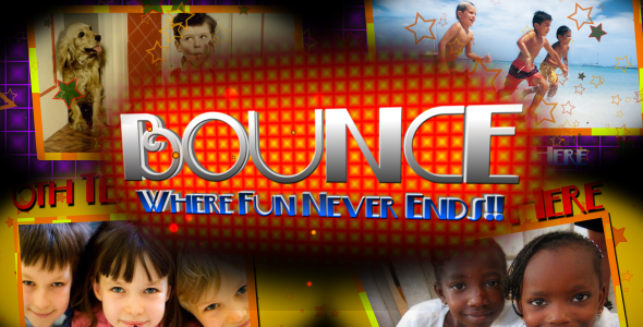 After Effects Project - VideoHive Bounce 144369