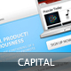 Capital (PSD Theme) - ThemeForest Item for Sale