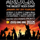 RockFest - Party Flyer - GraphicRiver Item for Sale
