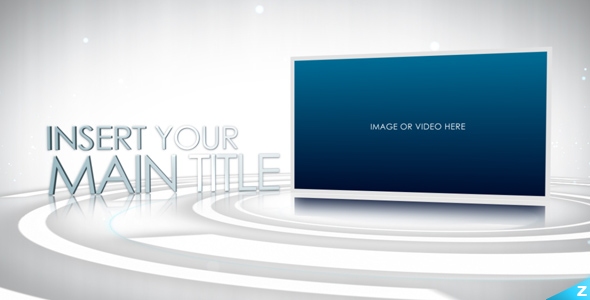 After Effects Project - VideoHive AE CS3 White Corporate Showcase 71603