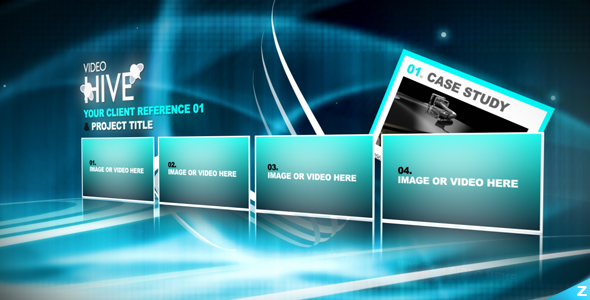 After Effects Project - VideoHive AE CS3 Business Showcase Project & Case Studies 45646