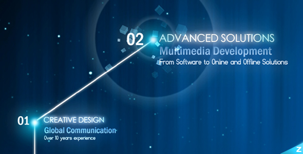 After Effects Project - VideoHive AE CS3 Corporate Business Template 53570