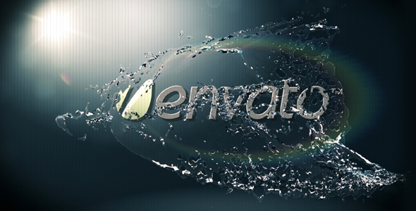 After Effects Project - VideoHive Splash logo 145056
