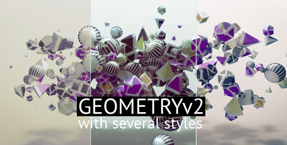 After Effects Project - VideoHive Geometric 2 145166