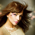 Beautiful Fashion Girl Portrait. Makeup - PhotoDune Item for Sale