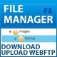 File Manager FX - ActiveDen Item for Sale