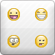 Mini Emoticons - GraphicRiver Item for Sale