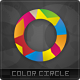 Color Circle Logo Template - GraphicRiver Item for Sale