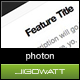 photon - ThemeForest Item for Sale
