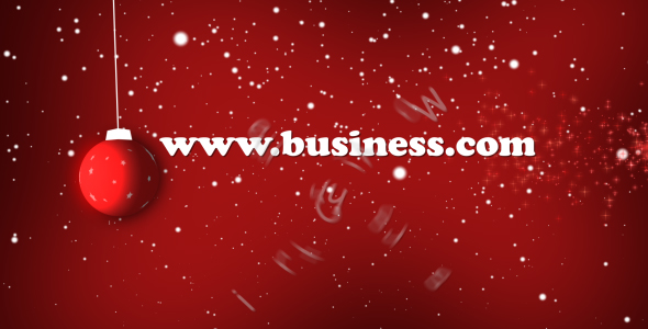 After Effects Project - VideoHive Snow Happy 146324