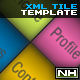 XML Tile Template - ActiveDen Item for Sale