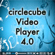 Video Player 4: Playlist Social-Share Analytics - ActiveDen Item for Sale