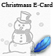 Lite Christmas E-Card - ActiveDen Item for Sale