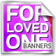 Valentine's Day Web Banners - GraphicRiver Item for Sale