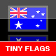Tiny flag collection - ActiveDen Item for Sale