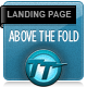 Above The Fold — Compact Landing Page - ThemeForest Item for Sale