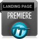Premiere - Landing Page - ThemeForest Item for Sale