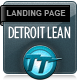 Detroit Lean - Landing Page - ThemeForest Item for Sale