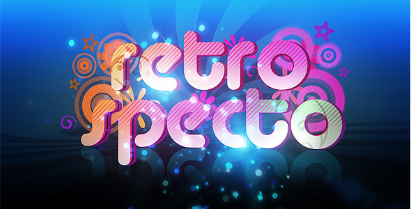 After Effects Project - VideoHive Retroscope AE CS4 HD project 148223