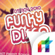 Funky Disco Flyer - A4 - GraphicRiver Item for Sale