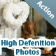 HD Photos - Actions - GraphicRiver Item for Sale