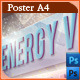 Energy Villa - Poster Template - GraphicRiver Item for Sale