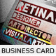Visual Business Card - GraphicRiver Item for Sale