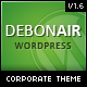 Debonair - Corporate WordPress Theme - ThemeForest Item for Sale