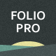Folio Pro - A Strking Single Page Portfolio - ThemeForest Item for Sale