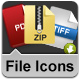 File Icon Set - GraphicRiver Item for Sale